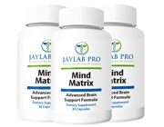 MindMatrix 3 Bottles